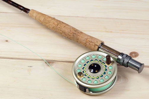 Fly fishing rods and reels for Trout fishing rod and reel