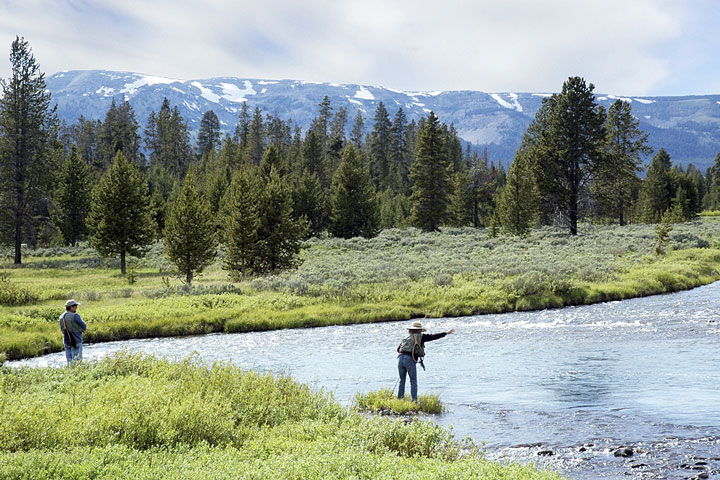 Fishing tackle suppliers in wyoming for Fly fishing supplies near me